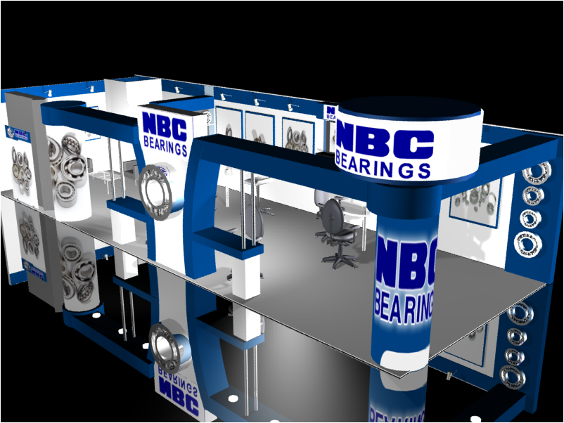 Exhibition Stall design India