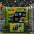 3x3 mtr exhibition stall