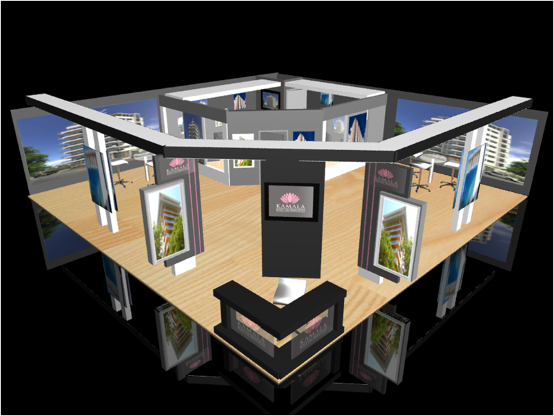 Exhibition Stall Designer Company India